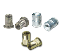 S-THREADED INSERTS METAL